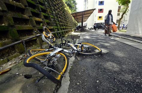 Obike Is Now Working With Police To Jail Malaysians