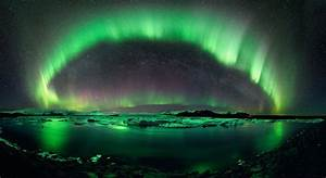 One For The Road: NASA Aurora Borealis Image