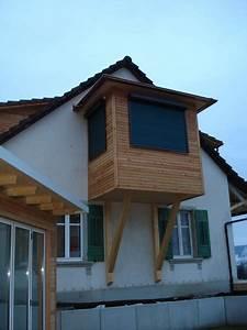 Erker Anbauen Beispiele : holzbau ~ Lizthompson.info Haus und Dekorationen