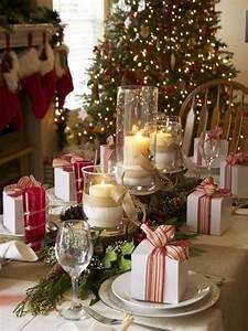 Decoration De Noel Table : table de no l id es originales pour d corer la table des ~ Melissatoandfro.com Idées de Décoration
