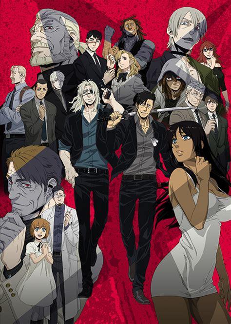 Gangsta Anime Wallpaper Hd - gangsta anime wallpaper hd search gangsta