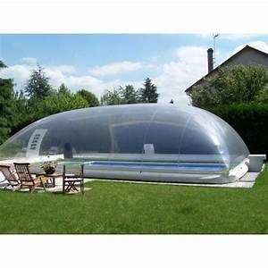 Piscine Hors Sol Plastique : l 39 abri de piscine gonflable facile et rapide installer ~ Premium-room.com Idées de Décoration