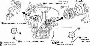 Service Manual  How To Change Waterpump 2004 Infiniti G35