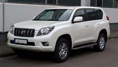 Toyota Land Cruiser Prado Wikipedia