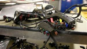 Formula 1 Wiring Loom And  100000  Of Sensors