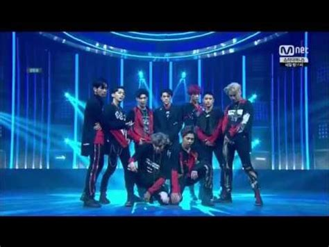 hd  exo monster comeback stage  mnet