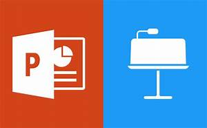 PowerPoint Vs Keynote | Infographic