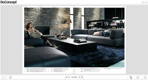 cuisine boconcept catalogues deco placo salon gascity for