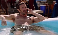 Eoin Macken Shirtless Rob marciano shirtless is wet ...