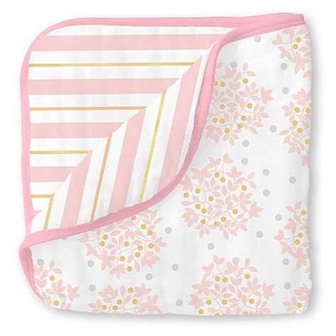 swaddle designs blanket baby blankets gt swaddle designs 174 heavenly floral muslin