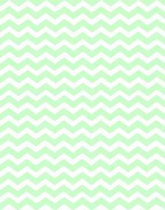 Mint Green Chevron Wallpaper - WallpaperSafari