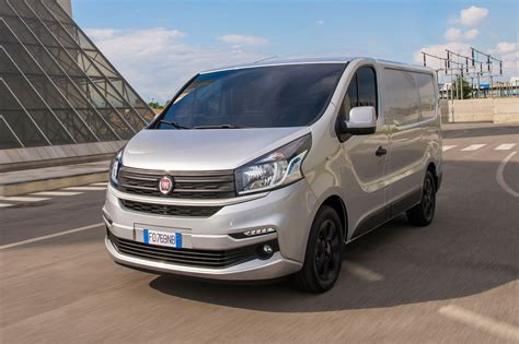 Fiat Vans by Fiat Talento Review Pictures Auto Express