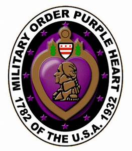 Beirut Memorial Chapter 642 > Purple Heart Medal