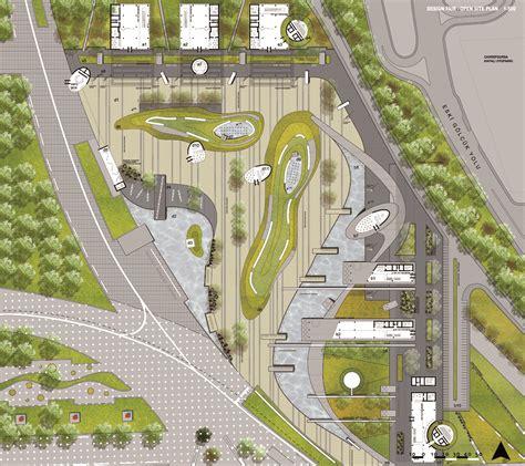 site plan design gallery of urban design project for izmit shoreline ervin garip 2