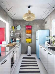 small galley kitchen ideas 1964