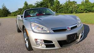 2007 Saturn Sky Convertible For Sale