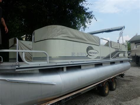 Lowe X Series Pontoon Boats For Sale by Used Lowe Boats For Sale Boats