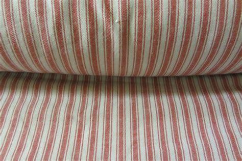 grey ticking stripe cotton curtain craft fabric ebay