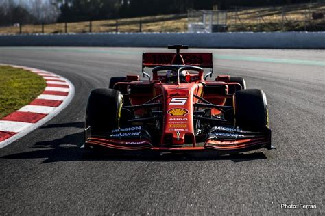 vettel  leclerc break   ferrari sf grand prix