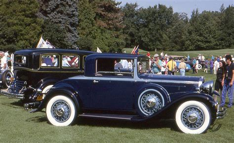 1930 Hupmobile Coupe