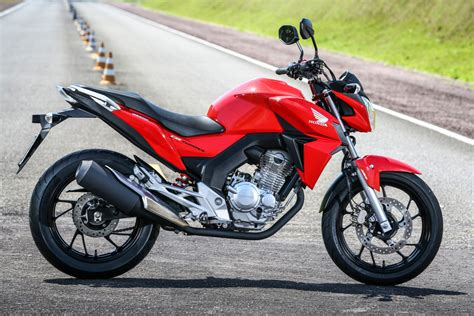 honda cb twister    launched  brazil