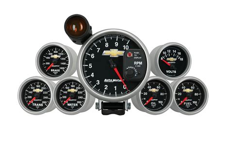 Copo Legend Continues  Offical Copo Gauges From Auto