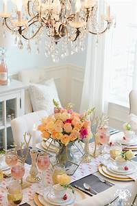 Pretty, Diy, Centerpieces, And, Tablescapes, Perfect, For, Spring, From, Thrifty, Decor, Chick
