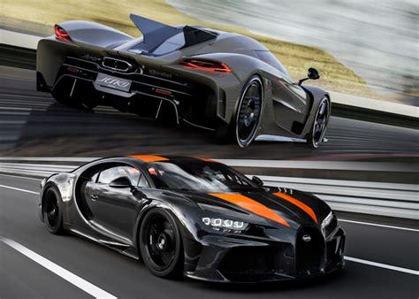 Video produced by assetto corsa racing simulator www.assettocorsa.net/en/ the mod. Bugatti Chiron Super Sport 300+ vs. Koenigsegg Jesko Absolut, le comparatif des voitures les ...