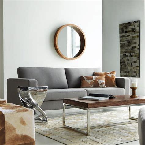 meuble canapé design meubles contemporains pour salon et salle à manger design