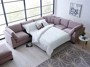 Isabelle corner sofa bed sectional living it up for Sectional sofa bed uk