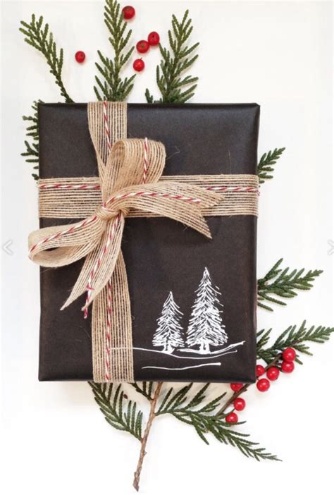17 best ideas about christmas gift wrapping on pinterest