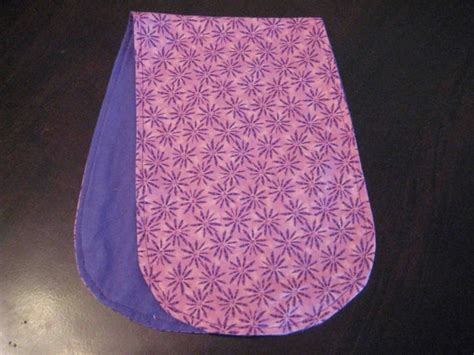 Homemade Baby Burp Cloth Patterns