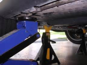 Pinch Weld Jack Stand by Document Moved