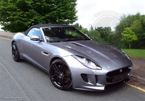 Used 2017 Jaguar F Type For Sale In Cardiff