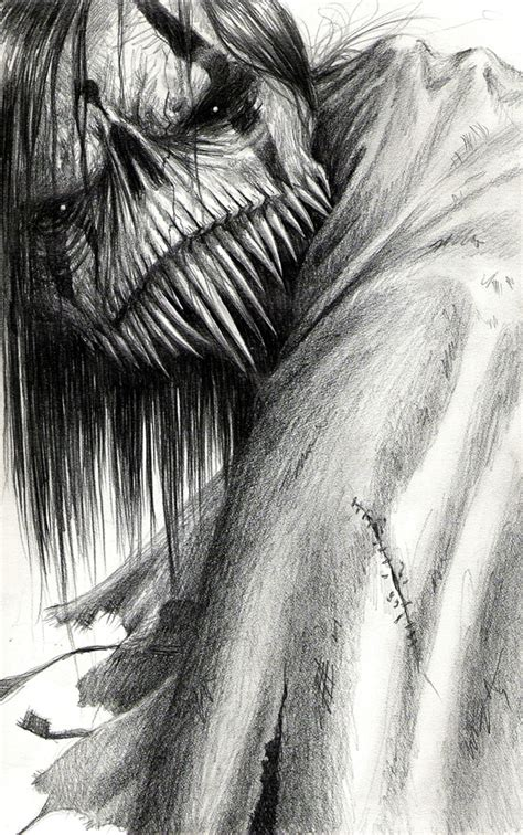 Best Scary Monster Drawing Ideas And Images On Bing Find What