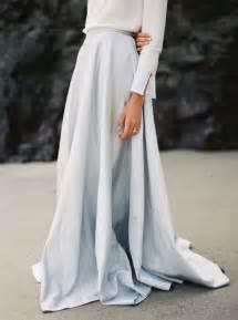 tenue habillã e pour mariage maxi skirt