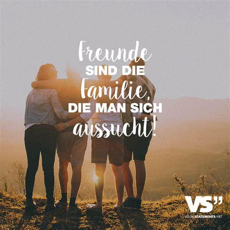 freunde sind die familie die sich aussucht visual