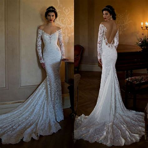 backless wedding dress lace sleeve backless lace wedding dress eatyourguitar