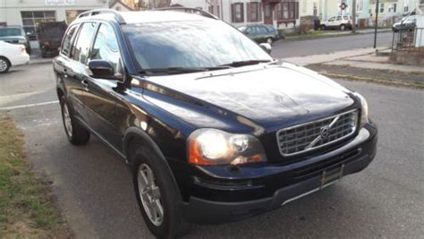 buy   volvo xc   owner fully loaded  row