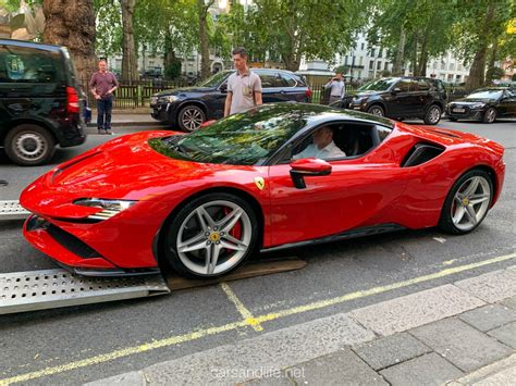 Inspired by 90 years of racing, the ferrari sf90 stradale is the perfect demonstration of track knowledge transferred to production cars. Ferrari SF90 Stradale was at HR Owen in London - cars ...