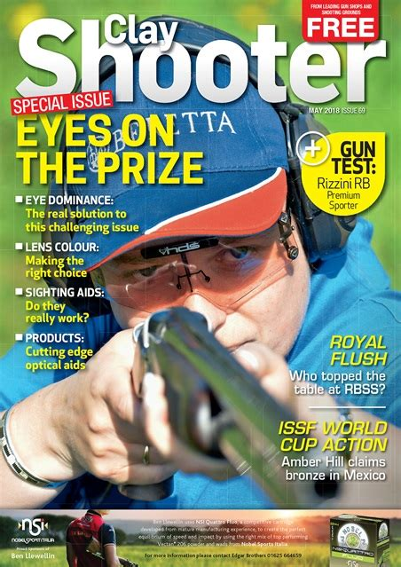 clay shooter magazine subscription subscription save