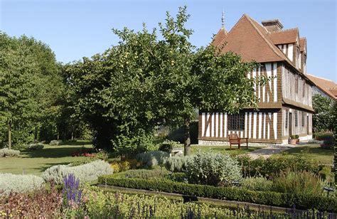 la maison normandie normandie sur la route des maisons d ecrivains
