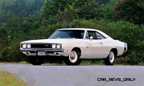 1969 Dodge Charger 500 by 1969 Dodge Hemi Charger 500