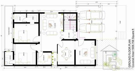 marla house map  basement ground floor house map  storey house design house plans