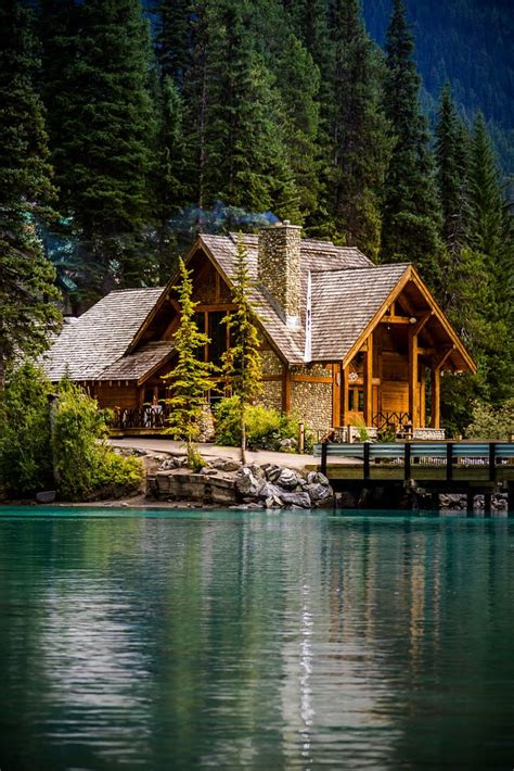 lake cabin cabin on the lake by nay on 500px ธรรมชาต ท สวย