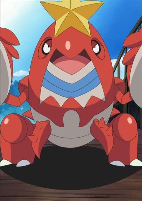 saridakis crawdaunt pokemon wiki fandom