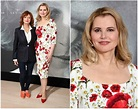 Geena Davis` height, weight. A mother of three in good shape