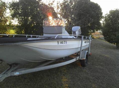 Boat Motors San Antonio by Bayhawk Boat For Sale
