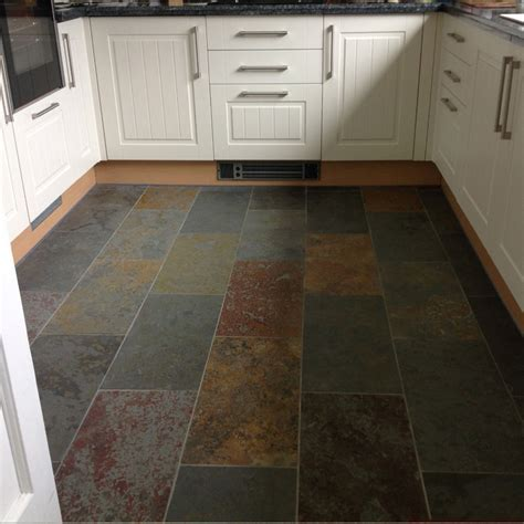 multicolor cleft slate tile 12 quot x24 quot