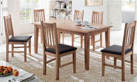 Hülsta Stühle Esszimmer by Essgruppe Tischgruppe Esstisch St 252 Hle Esszimmer Set Eiche